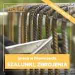 Zbrojarz-betoniarz praca w Niemczech na budowie od zaraz, Monachium