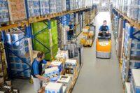 Dla par praca Niemcy bez znajomości języka na magazynie żywności od zaraz w Magdeburgu