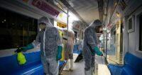 Bez języka Niemcy praca od zaraz przy sprzątaniu-dezynfekcji wagonów metra Berlin