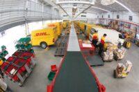Fizyczna praca Niemcy sortowanie paczek bez języka w firmie DHL i DPD, Nohra