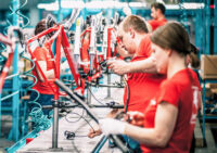 Bez języka oferta pracy w Niemczech od zaraz dla par i grup produkcja rowerów w Norymberdze