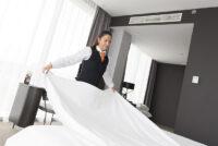 Pokojówka praca w Niemczech od zaraz przy sprzątaniu w hotelu z Meersburga