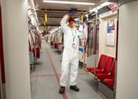 Praca Niemcy bez znajomości języka przy sprzątaniu-dezynfekcji metra od zaraz Berlin 2021