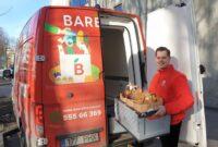 Od zaraz praca Niemcy jako kierowca kat.B-dostawca zakupów w Berlinie