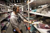 Bez języka oferta pracy w Niemczech od zaraz na magazynie odzieży w Düsseldorf
